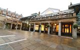 Photo - Empty Streets of London - coronavirus outbreak 2020