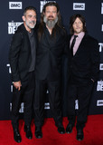Ryan Hurst Photo - HOLLYWOOD LOS ANGELES CALIFORNIA USA - SEPTEMBER 23 Jeffrey Dean Morgan Ryan Hurst and Norman Reedus arrive at the Los Angeles Special Screening Of AMCs The Walking Dead Season 10 held at the TCL Chinese Theatre IMAX on September 23 2019 in Hollywood Los Angeles California United States (Photo by Xavier CollinImage Press Agency)