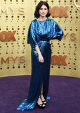 Aya Photo - LOS ANGELES CALIFORNIA USA - SEPTEMBER 22 Aya Cash arrives at the 71st Annual Primetime Emmy Awards held at Microsoft Theater LA Live on September 22 2019 in Los Angeles California United States (Photo by Xavier CollinImage Press Agency)