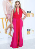 Amy Schumer Photo - (FILE) Amy Schumer Donates 2500 KN95 Masks to New York Hospital Amid Coronavirus COVID-19 Pandemic WESTWOOD LOS ANGELES CALIFORNIA USA - APRIL 17 Comedianactress Amy Schumer wearing Brandon Maxwell arrives at the Los Angeles Premiere Of STX Films I Feel Pretty held at Westwood Village Theatre on April 17 2018 in Westwood Los Angeles California United States (Photo by Xavier CollinImage Press Agency)