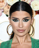 Nicole Williams Photo - HOLLYWOOD LOS ANGELES CALIFORNIA USA - NOVEMBER 15 Nicole Williams English arrives at the 3rd Annual REVOLVEawards 2019 held at Goya Studios on November 15 2019 in Hollywood Los Angeles California United States (Photo by Xavier CollinImage Press Agency)