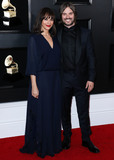 Alan Hicks Photo - LOS ANGELES CA USA - FEBRUARY 10 Rashida Jones and Alan Hicks arrive at the 61st Annual GRAMMY Awards held at Staples Center on February 10 2019 in Los Angeles California United States (Photo by Xavier CollinImage Press Agency)
