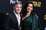 Amal Alamuddin Photo - HOLLYWOOD LOS ANGELES CALIFORNIA USA - MAY 07 Actor George Clooney and wifebarrister Amal Alamuddin Clooney arrive at the Los Angeles Premiere Of Hulus Catch-22 held at the TCL Chinese Theatre IMAX on May 7 2019 in Hollywood Los Angeles California United States (Photo by Xavier CollinImage Press Agency)