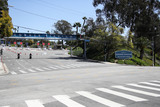 Photos From Dodger Stadium Closed As MLB Opening Day Postponed Due To Coronavirus COVID-19 Pandemic