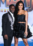 Photos From (FILE) Kevin Hart and Wife Eniko Parrish Hart Are Expecting Their Second Baby Together