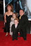 Annabelle Davis Photo - Harry Potter and the Half Blood Prince Premiere at the Ziegfeld Theater New York City 07-09-2009 Photo by Paul Schmulbach-Globe Photos Inc Warwick Davis with Wife Samantha Davis  Daughter Annabelle Davis and Son Harrison Davis