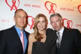 James Stephenson Photo - Love Heals 2013 Gala to Benefit the Alison Gertz Foundation For Aids Education the Four Seasons Restaurant NYC March 7 2013 Photos by Sonia Moskowitz Globe Photos Inc 2013 James Stephenson (Brother) Mary Alice Stephenson Kevin Kohn