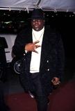 Photo - 1995 Billboard Music Awards 12-06-1995 Notorious Big (Aka Christopher Wallace Biggy Smalls_ Photo by Walter Weissman-Globe Photos