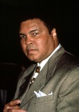 Ali Michael Photo - Muhammad Ali at the Michael Jordans Steak House Opening in NYC 1998 I1989jsp Photo by Jim SpellmanipolGlobe Photos Inc